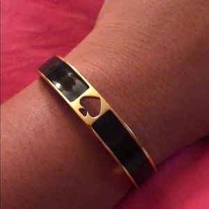 Kate Spade Punch Out Bracelet